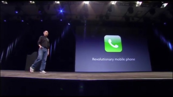 Original iPhone announcement