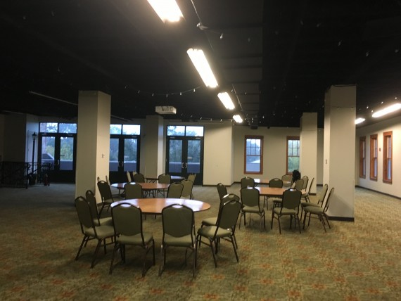 Winter Garden Theater upstairs conference room