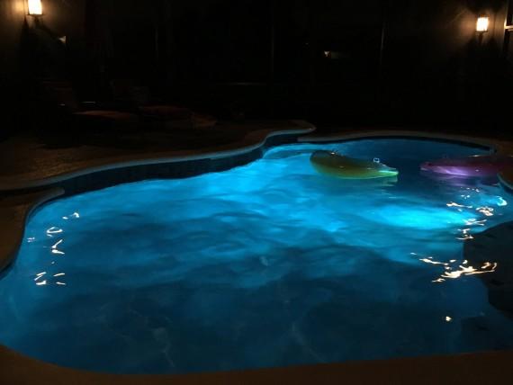 Orlando homeowner pool