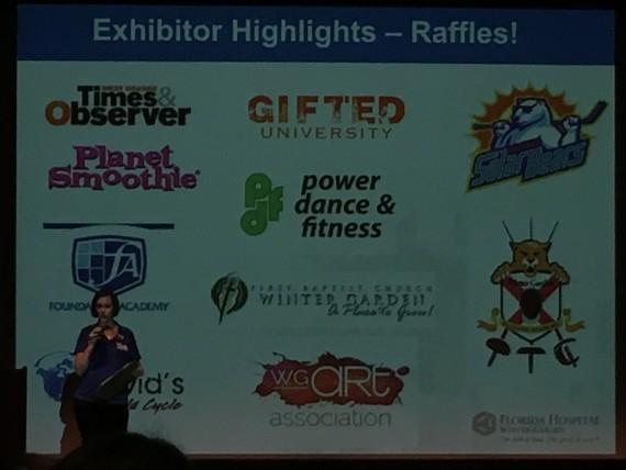 Winter Garden Conference sponsors