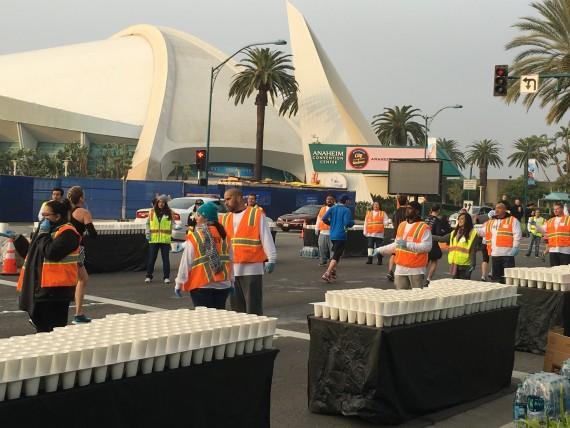 Disneyland Star Tours Half Marathon 2016