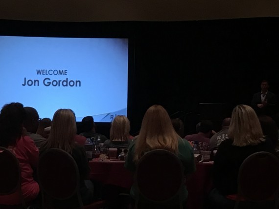 Jon Gordon speaker