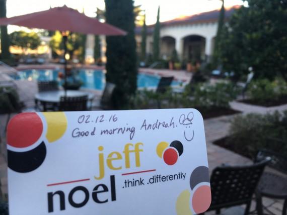 jeff noel business card