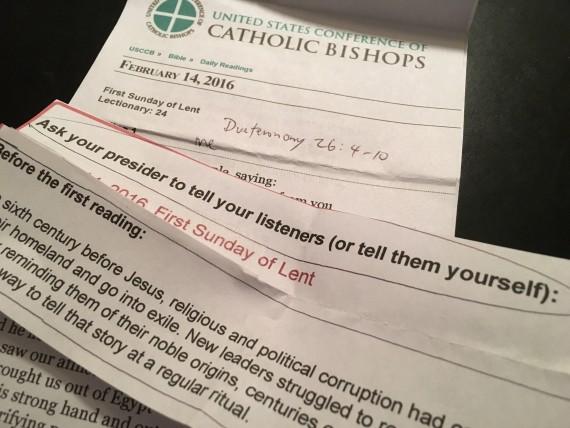 Catholic Lectors