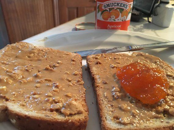 Sandwich making habits