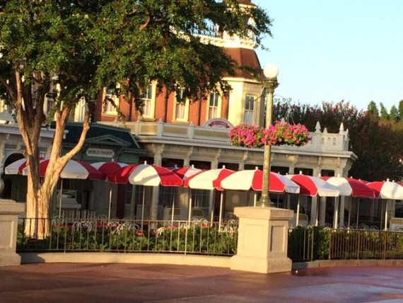 Casey's Corner at Walt Disney World