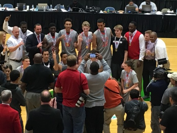 Florida Class 3A High School Basketball Champions