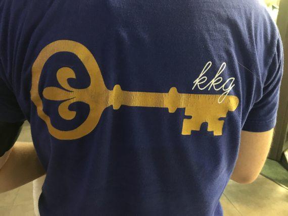 Image of a fancy key