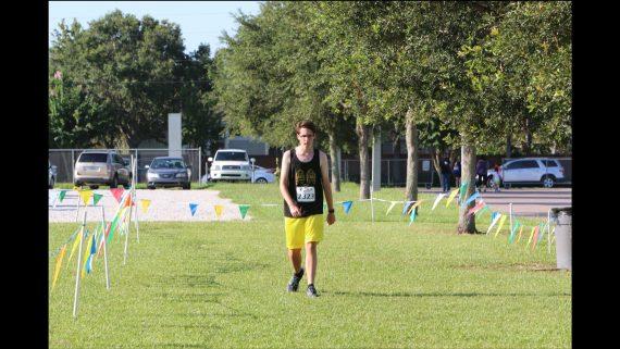 10 grade XC runner