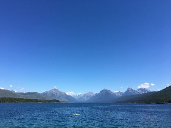 Lake McDonald view