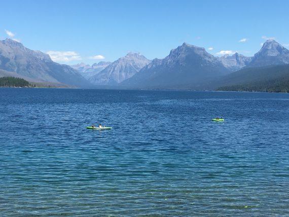 Lake McDonald view