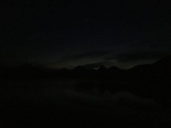 Lake McDonald, pre-dawn