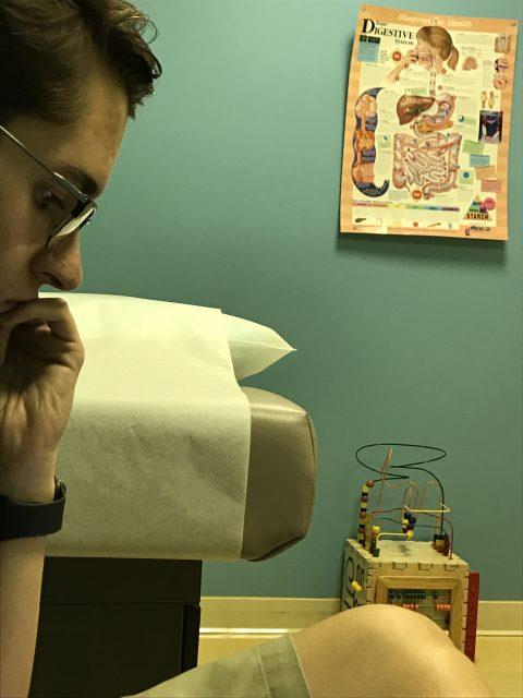 Pediatric Gastroenterologist