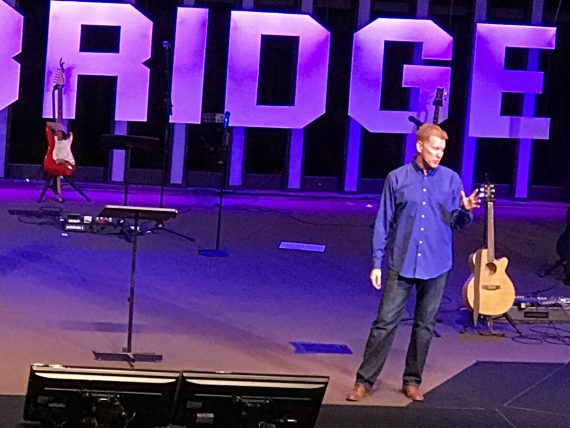 LifeBridge Pastor Matt Heard
