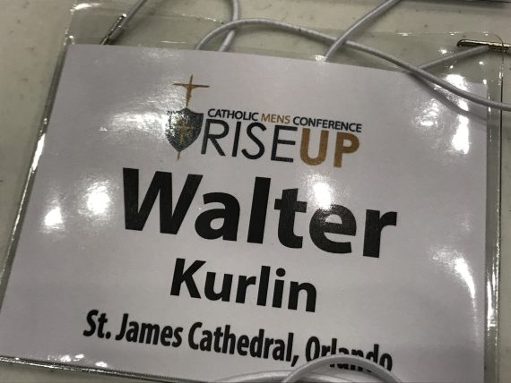 Orlando Diocese Men's Rise Up conference