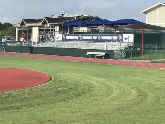 Windermere Prep athletic fields