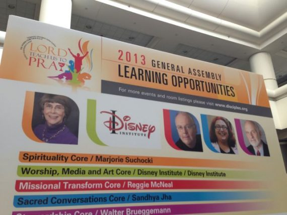 Disney Creativity Keynote Speakers
