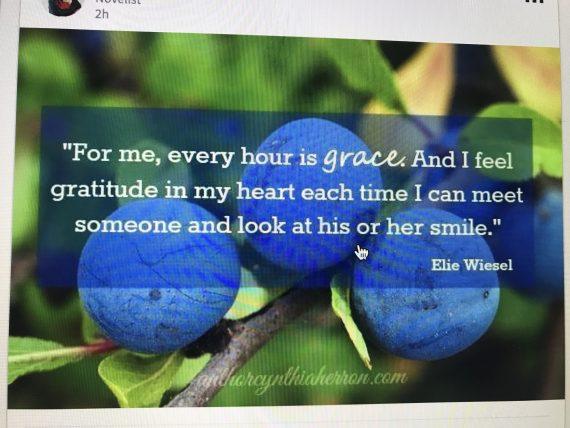 inspiring social media quote