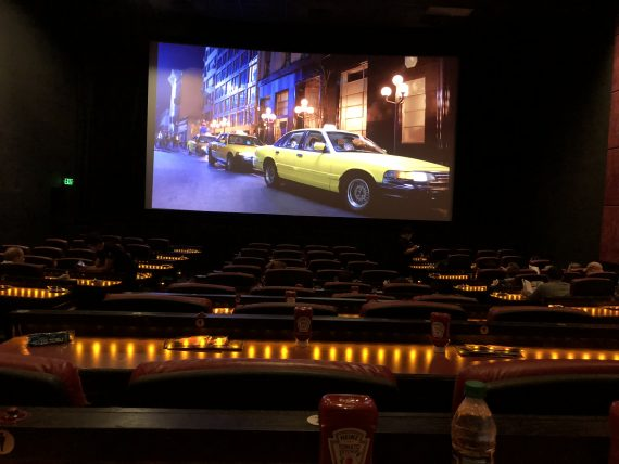 Disney Springs AMC Dine In Theater