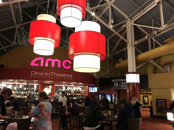 AMC Dine In Theater