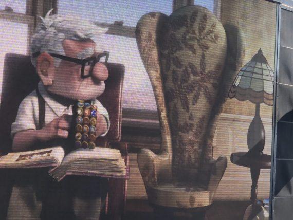 Disney's UP movie