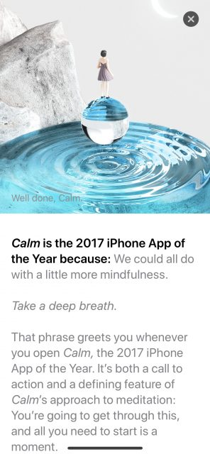 Apple Best App 2017