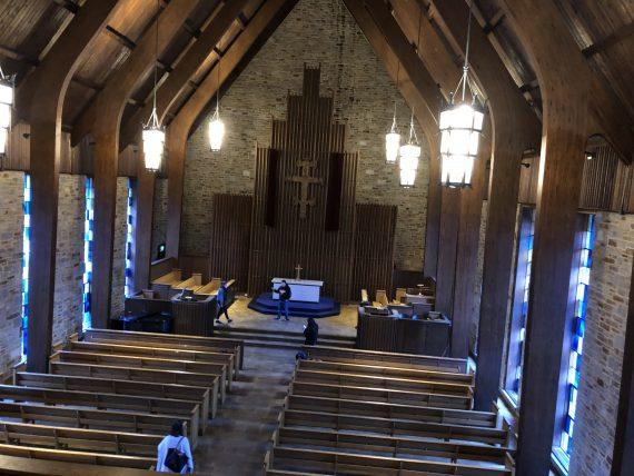 Interfaith college church