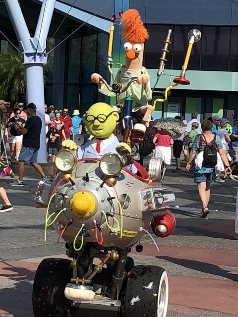Disney Streetmosphere