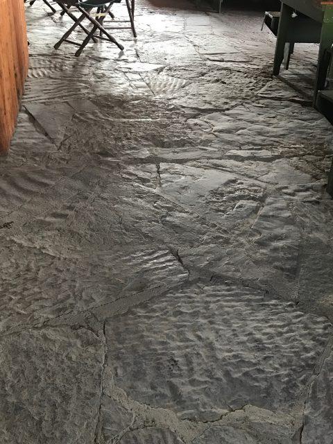 Granite Park Chalet floor