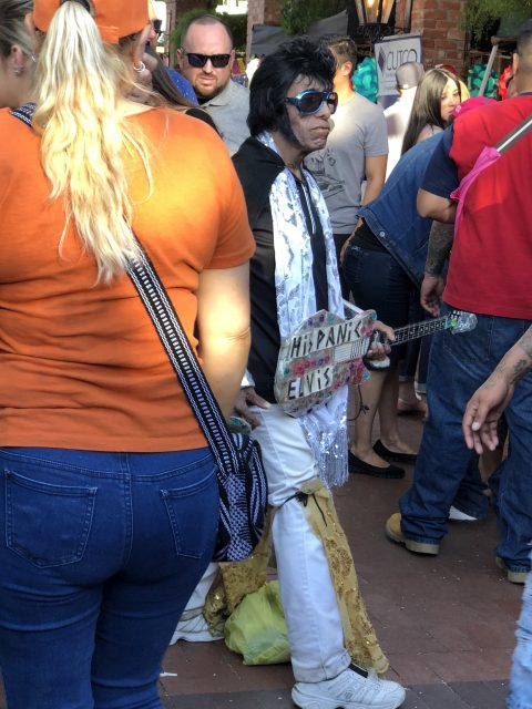 hispanic Elvis