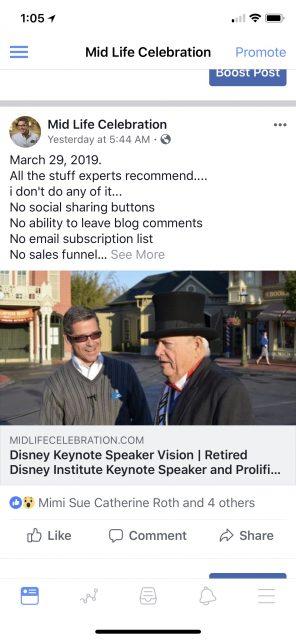Disney Keynote Speaker