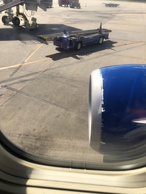 southwest plane issues