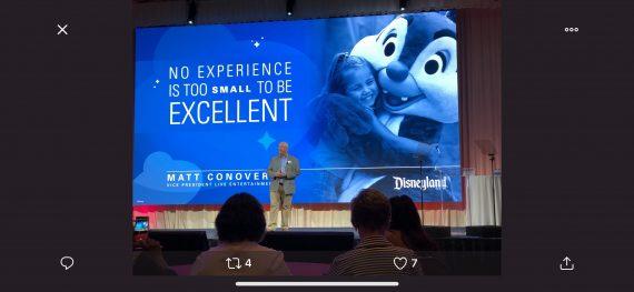 Disney Creativity Keynote Speakers