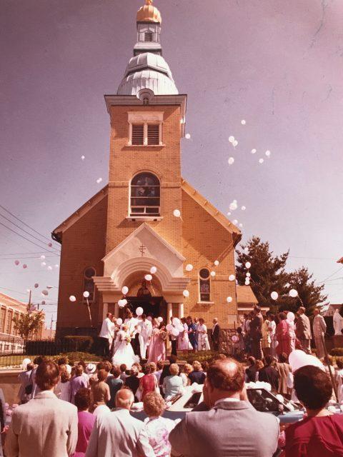 Small Catholic Church