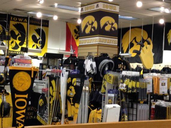 University of Iowa Bookstore