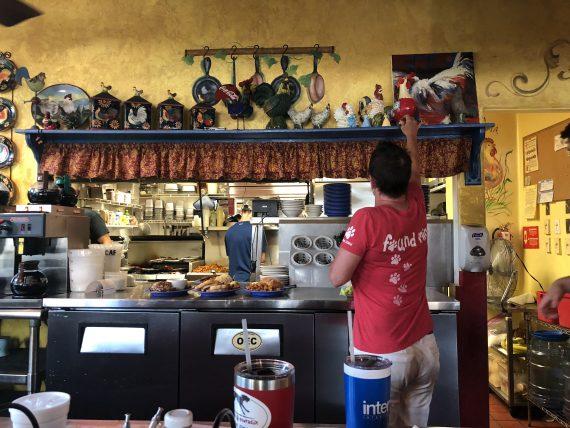 Over Easy Cafe Sanibel