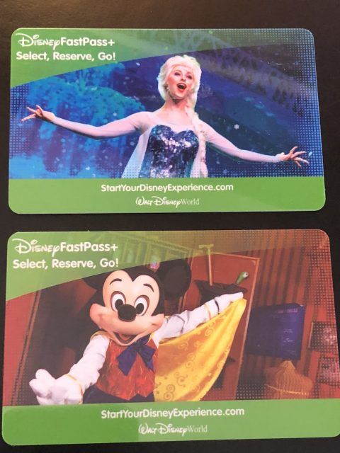 Disney Park tickets