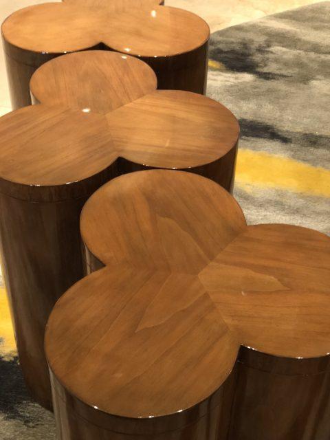 Unique wood carvings