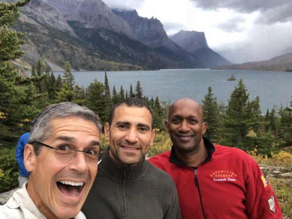 Glacier trip