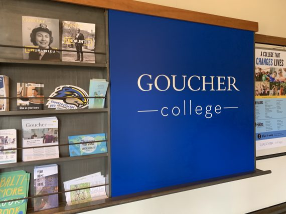 undaunted Goucher College