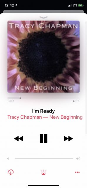 Tracy Chapman song