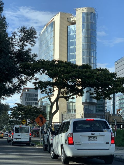 Hyatt Garand Hotel Bogota
