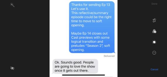 Disney podcast