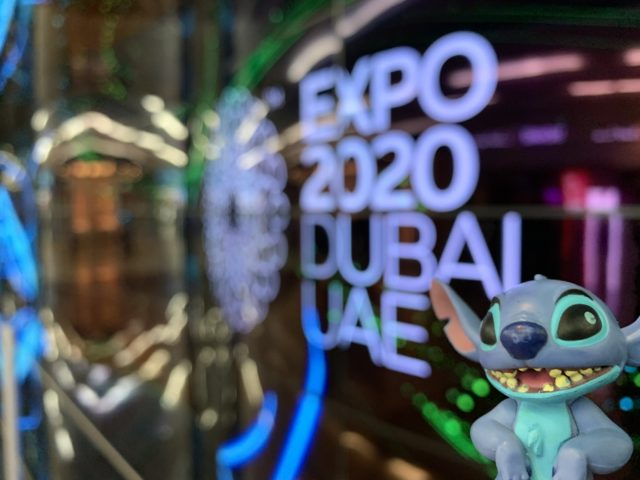 Stitch in Dubai