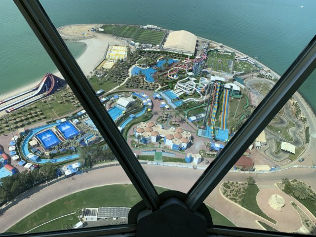 Kuwait Towers waterpark