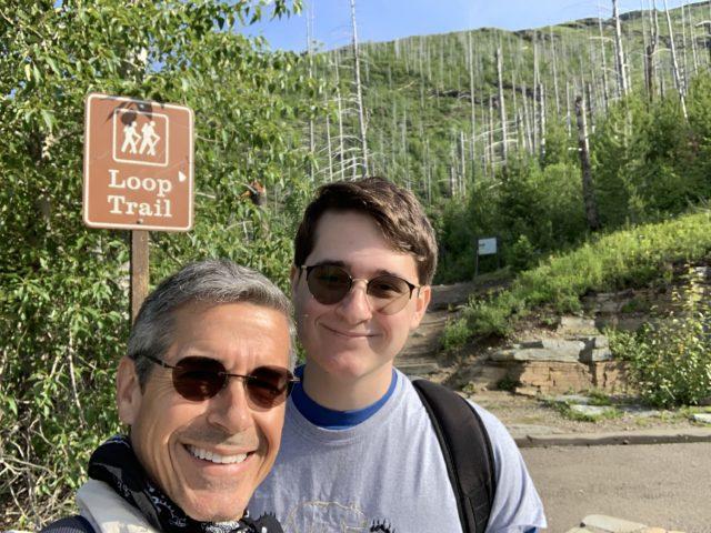 Loop Trail Glacier