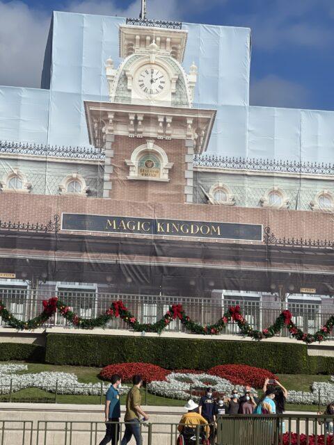 MagicKingdom Entrance