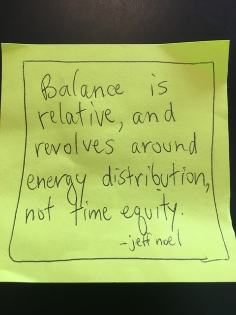 post it note quote