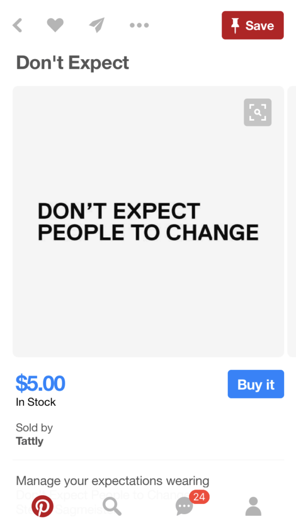 quote about people changing